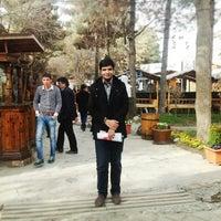 Photo taken at Behesht-e Masoumeh   بهشت معصومه by Arefe S. on 10/23/2014