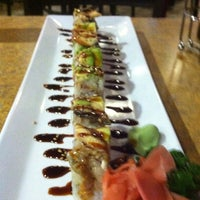 Photo taken at Kyoto Sushi and Grill by Jason C. on 2/1/2014