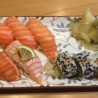 Photo taken at Ichiban Sushi by Markus F. on 1/20/2017