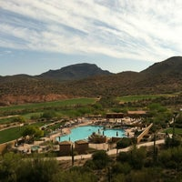 Photo taken at JW Marriott Tucson Starr Pass Resort & Spa by Erica M. on 4/13/2012
