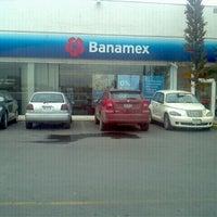 Photo taken at Banamex by Ruben G. on 6/22/2012