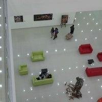 Photo taken at Biblioteca Central Universitaria by Jehu B. on 3/29/2012