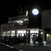 Photo taken at Burger King by Milena F. on 2/4/2012