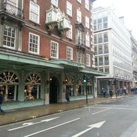 Photo taken at Fortnum & Mason by A. on 3/25/2013
