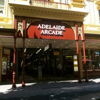 Photo taken at Adelaide Arcade by Md J. on 10/18/2013