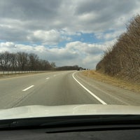 Photo taken at I-376 East by Leslie H. on 4/2/2013