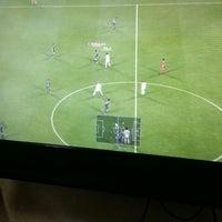 Photo taken at Türkoğlu Playstation by Ali Doğan E. on 10/3/2014