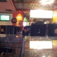 Photo taken at Kebab Pizza Service Hakunila by Riku N. on 9/23/2012