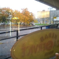 Photo taken at Kebab Pizza Service Hakunila by Riku N. on 10/21/2012