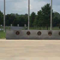 Photo taken at Albert G. Horton Jr. Memorial Veterans Cemetery by Will H. on 6/20/2014