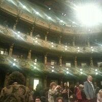 Foto tomada en Teatro Colón por Jose F. el 4/14/2017