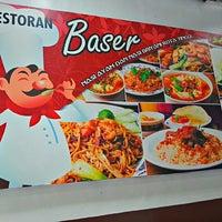 Photo taken at Restoran Baser by Muhammad Shazwan N. on 5/7/2013