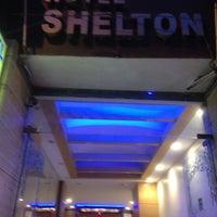 Photo taken at Shelton hotel by Shin Ja L. on 8/3/2014