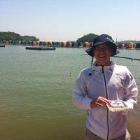Photo taken at 서울바다낚시터 by Shin Ja L. on 6/15/2013