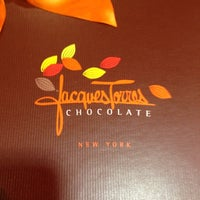 Photo taken at Jacques Torres Chocolate by Andre C. on 11/17/2012