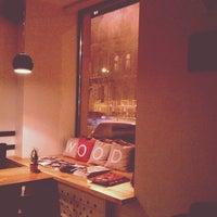 Снимок сделан в Wood Bar пользователем Vyacheslav D. 12/15/2012
