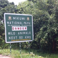 Photo taken at Mikumi National Park by Francisco José B. on 2/13/2014