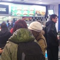 Photo taken at Burger King by oana b. on 2/1/2013