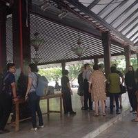 Photo taken at Taman Budaya Jawa Tengah by Linda U. on 6/1/2016