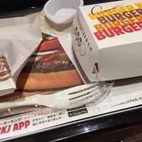 Photo taken at Burger King by 悪王子 on 8/22/2017