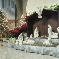 Photo taken at Our Lady Of Victory Catholic Church by Michael R. on 1/1/2014