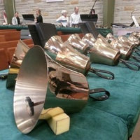 Photo taken at Our Lady Of Victory Catholic Church by Michael R. on 9/15/2013