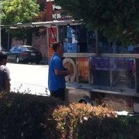 Photo taken at El Tonayense Taco Truck by Liz W. on 7/6/2013