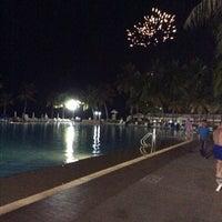 Photo taken at Swiming Pool @ Ambassador by Борис К. on 2/6/2014