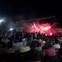Photo taken at Stadio di Torrita by Bart M. on 7/23/2013