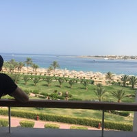 Photo taken at Fort Arabesque Resort & Spa by Kaatje V. on 7/25/2017