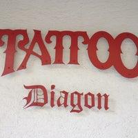 5/7/2013 tarihinde cagdas o.ziyaretçi tarafından Diagon Tattoo'de çekilen fotoğraf