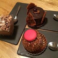 Photo taken at Chocolat by Maria E. on 8/6/2014