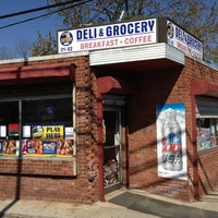 Photo taken at Deli & Grocery by Vin S. on 4/26/2013