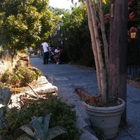 Photo taken at LA Eco-Village by Sands T. on 7/27/2016