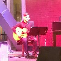 Photo taken at Live Lounge by Jun C. on 1/5/2016