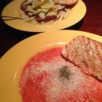 Photo taken at Bravi Tuscan Kitchen by Bre M. on 2/10/2014