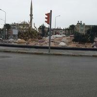 Photo taken at İmam Hatip Kavşagı by Nur . on 3/7/2014