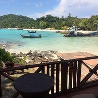 Photo taken at Phi Phi Natural Resort by Jenna Rose R. on 5/1/2017