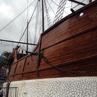Photo taken at Museo Naval Barco de La Virgen by Dean M. on 10/16/2013