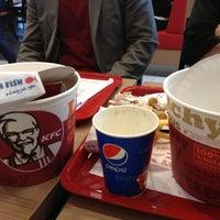 Photo taken at KFC by Dean M. on 5/6/2013