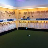 Photo taken at Golf Galaxy by Golf Galaxy on 2/18/2014