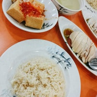 Photo taken at Mr. Chicken Rice by Mag T. on 4/23/2017