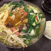 Photo taken at 三媽臭臭鍋 by Kochia L. on 12/31/2013
