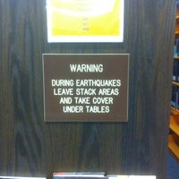 Photo taken at Palm Springs Public Library by Ray Y. on 11/8/2013