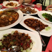 Photo taken at Jun Njan Restaurant by sovi T. on 11/23/2014