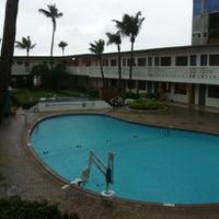 Photo taken at Monaco Beach Resort by Tatiana M. on 3/10/2014