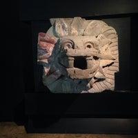Photo taken at Museo de la Cultura Teotihuacana by Rebecca P. on 11/1/2015