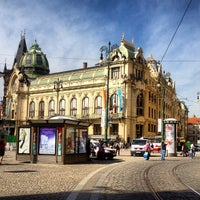 Photo taken at Republic Square by Nikita K. on 5/16/2013