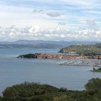 Photo taken at View On Izola by Grega on 10/15/2012