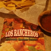 Photo taken at Los Rancheros by JohnnyCRSr on 6/15/2013
